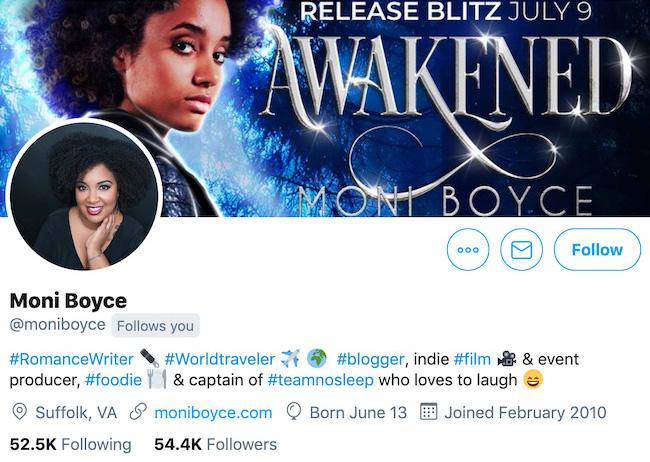 Moni Boyce Twitter Header